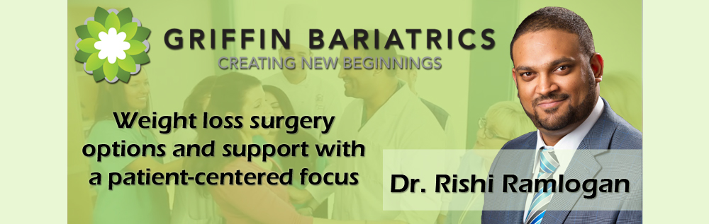 Dr. Rishi Ramlogan and Griffin Bariatrics