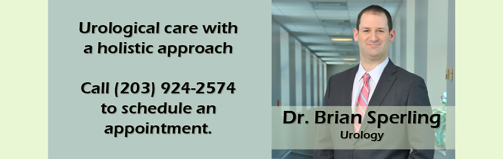 Dr. Brian Sperling, Urology